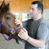 Wounded Warriors program launches new equine program at WindReach Farm