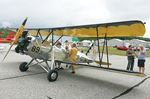 Vintage aircraft descend on Huronia Airport