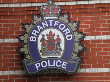 Brantford police crest