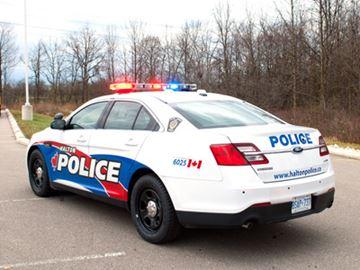 Halton Police investigation