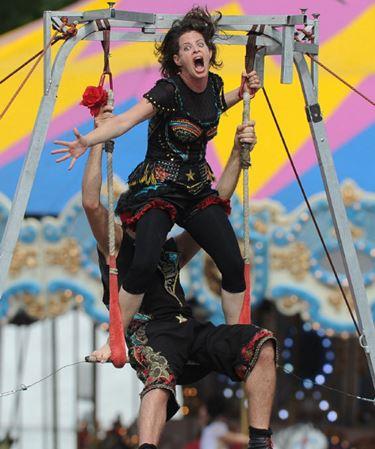 Waterloo Busker Carnival