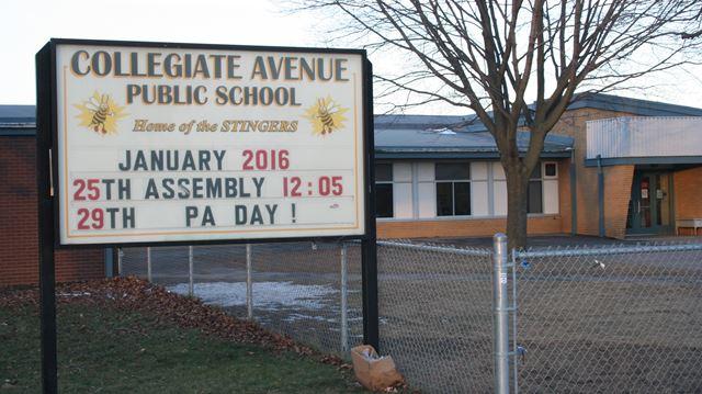 Collegiate Avenue Public School