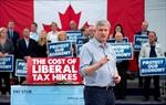 Harper puts cash on table in stop Trudeau bid-Image1