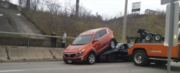 Guelph collision investigated