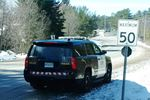 OPP keep a close eye on Baysville speeders