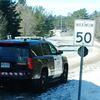 OPP keep a close eye on Baysville speeders