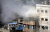 Israel hits symbols of Hamas rule; scores killed-Image1