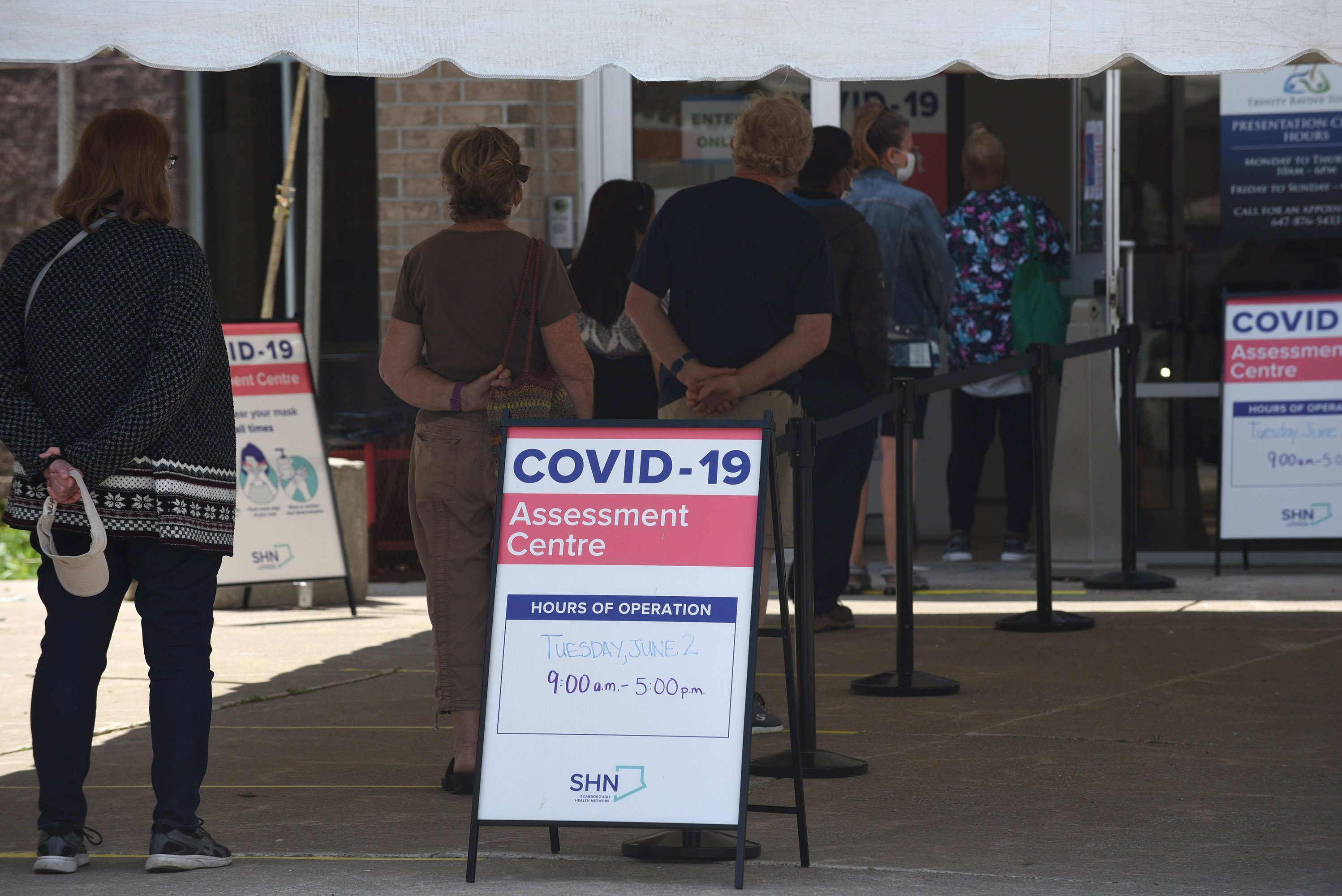 More Of Scarborough Gets Unlimited Covid 19 Pop Up Testing For A Day Toronto Com