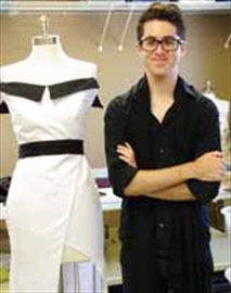 Young fashion designer partners with local charity– Image 1