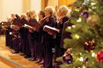 Alliston church rings out with sounds of Christmas