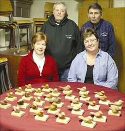 Brockville May Court Club to share Comfort Birds with visitors– Image 1