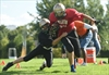 Practice tackle