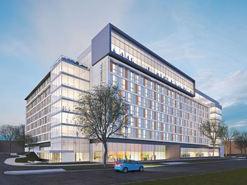 Centennial College celebrates groundbreaking of its new Residence and Culinary Arts Centre