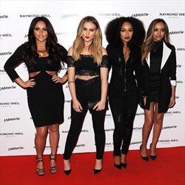 Little Mix become 'tramps' when on a break-Image1