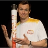 Simon Whitfield: Pan Am Games torch 'quintessentially Canadian'