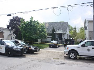On-scene investigation wraps up on Collingwood suspicious fire