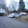Niagara police hold scene