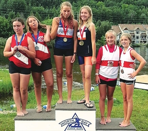 Canoe Club members excel in Eastern Ontario championships– Image 1