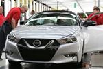 Nissan begins production of eighth-generation Maxima '4-door sports car' in Tennessee