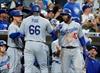 Pederson leads Dodgers to 9-4 victory over Padres-Image1