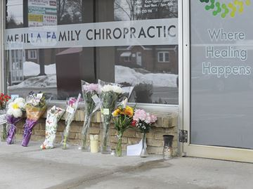 Community mourns loss of chiropractor