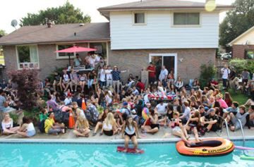 WOODWAY TRAIL HOUSE PARTY