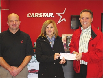 Carstar supports hospital foundation– Image 1