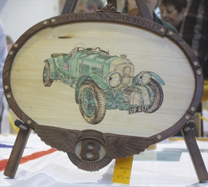 Annual wood carving show takes over QSWC– Image 1