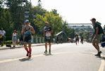 TRIATHLETES BATTLE HUNTSVILLE RACE COURSE-1