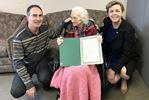 Collingwood Nursing Home resident turns 106