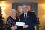 Residents of Stittsville Seniors Community donate to four churches
