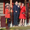 Centre of Whitehorse shuts down for royals-Image1