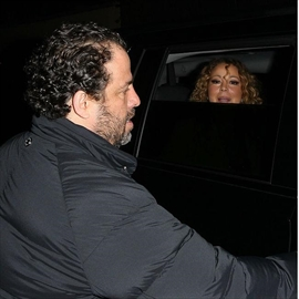 Mariah Carey treats Brett Ratner like her brother-Image1