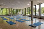 Yoga, exercise room