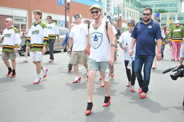 Walk a Mile in Her Shoes 2015
