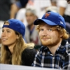 Ed Sheeran enjoys date night with school friend -Image1