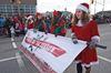 Vaughan's Santa Parade in Maple