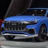 Audi Q8 Concept debuts in Detroit