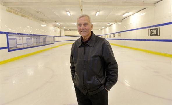 Flamborough Grandpa Makes One Fine Rink Thespec Com