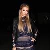 Paris Hilton fumes at revellers-Image1