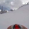 Snowmobiler buried by avalanche captures ordeal on video