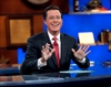Stephen Colbert retires his 'Report' and the host he played-Image1