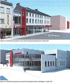Scotiabank redevelopment plan
