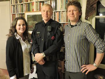 North Ward residents host neighbourhood meeting about crime