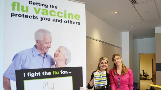Durham Flu Article Highlights Neighbourhood Pharmacies Research