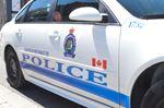 Gananoque police cruiser