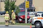 Oshawa Centre Accident