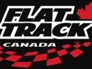 Raceway turns to flat track races