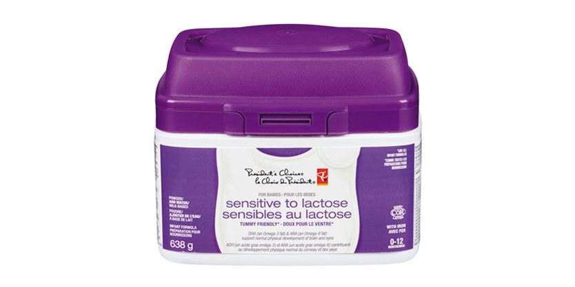 RECALLS: PC brand Infant formula, children's rain gear and beef products on this week's list