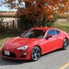 Scion FR-S sports coupe